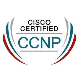CCNP Routing and Switching * via SCP Business School