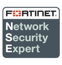 FortiGate-Network Security Expert (NSE) – SCP Academy