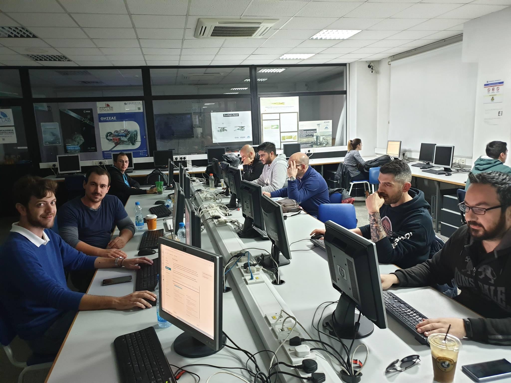 School of Certified Professionals IT Training Center