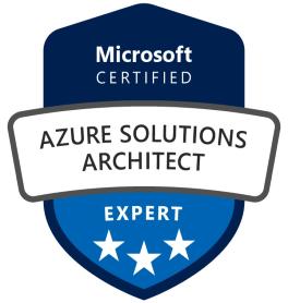 Exam AZ-304: Microsoft Azure Architect Design