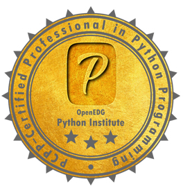 PCPP – Certified Professional in Python